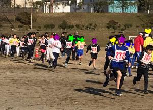 君津ニューイヤーマラソン2019