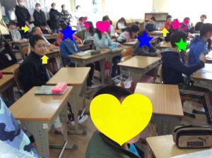 2/2 周南小学校の授業参観